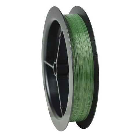 EZ Braid Line, Moss Green - 15 lb Filler Spool, 300 Yards