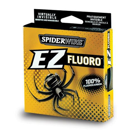 EZ Fluoro Line, Clear - 12 lb, 200 Yards