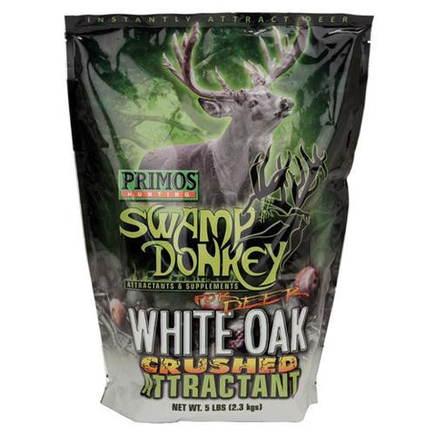 Attractant - Swamp Donkey Crushed White Oak