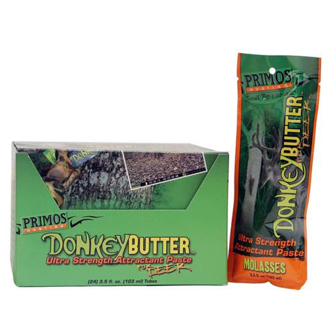 Donkey Butter™ Molasses 24 Pack