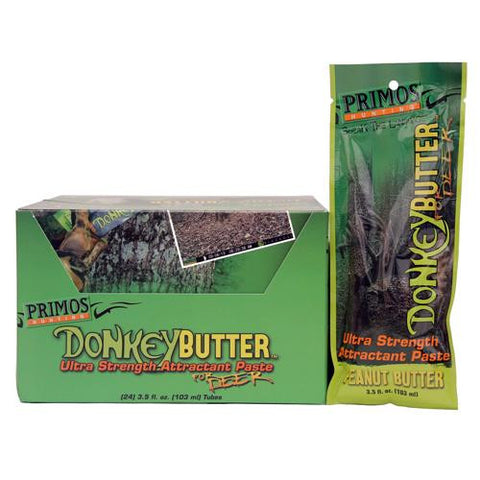 Donkey Butter™ Peanut 24 Pack