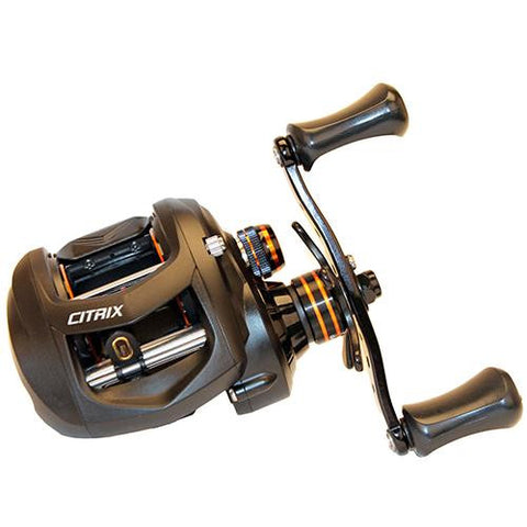 "Ctrix LP Baitcaster ""A"" Reel 7+1 BB - 5.4:1 Left Hand"