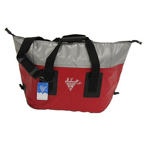 Frost Pak 44 Quart Zip Top Cooler - Red