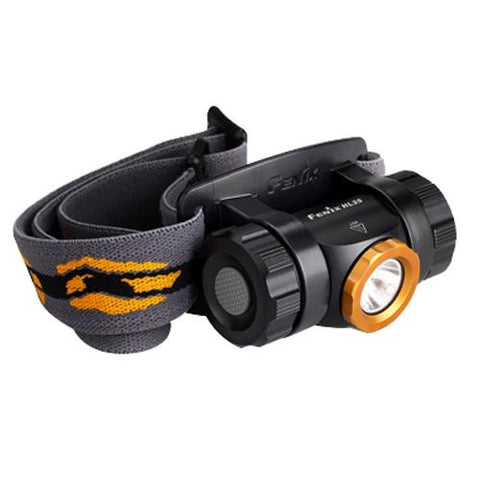 280 Lumen Fenix HL Series, (AAA),Orange
