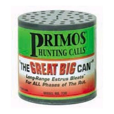 Deer Call - The Great Big Can