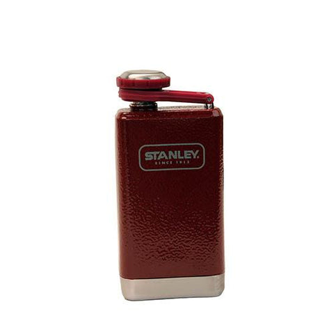 Adventure Stainless Steel Flask, 5 oz - Red
