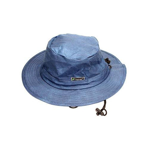Breathable Bucket Hat - Blue
