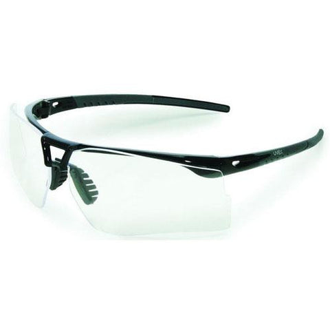 Bayonet Black Frame, Anti-Fog - Clear Lens