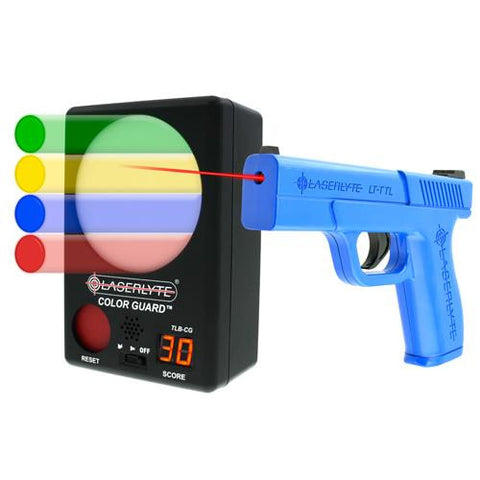 Laser Color Guard Kit: Color Guard Target, Pistol Full