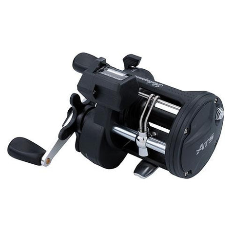 ATS Reels - 5.1:1 Gear Ratio, 2 Bearings, 290-12 Capacity, Line Counter, Boxed