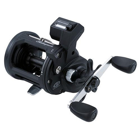 ATS Reels - 5.1:1 Gear Ratio, 2 Bearings, 235-17 Capacity, Line Counter, Boxed