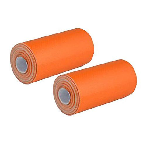 Duct Tape - Orange, 2 Pack