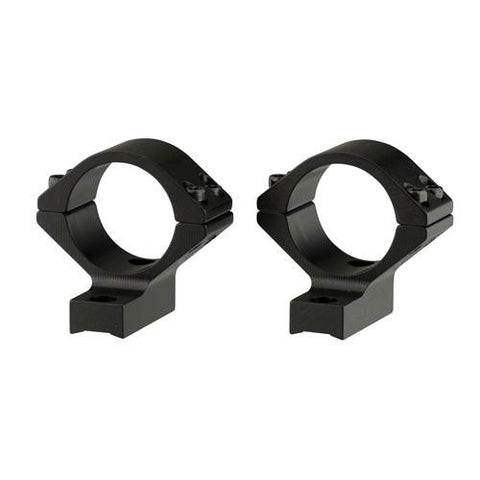 AB3 Integrated Scope Mount System - 30mm Ring Diameter, Standard Ring Height, Matte Black