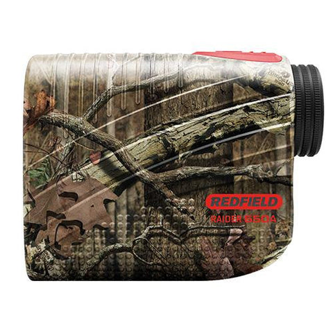 Raider Laser Rangefinder - 650A, Angle, Mossy Oak Break-Up Country