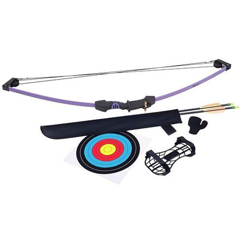Upland Compound Bow Archery Se, Purple