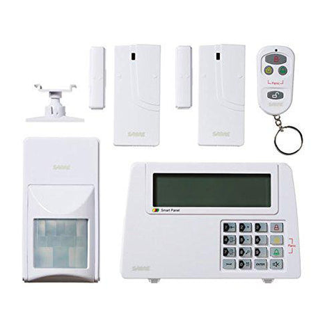 Security System - Wireless Home Protection