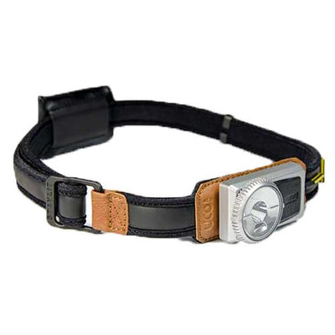 A120 Headlamp - Black and Tan