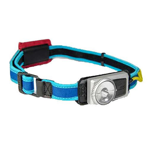 A120 Headlamp - Electric Blues