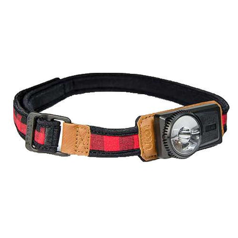 A45 Headlamp - Buffalo Plaid