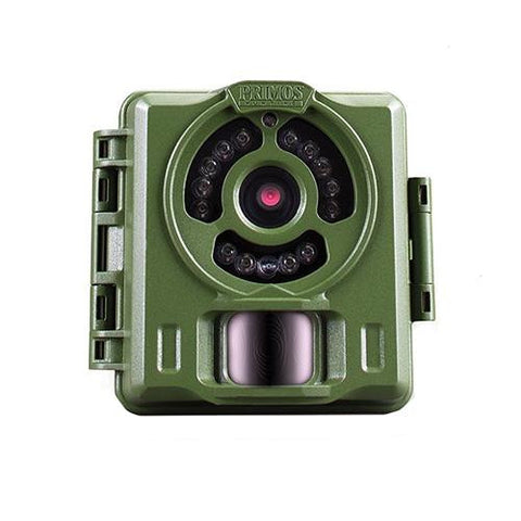 8MP Bullet Proof Bp2, Low Glow, OD Green, Clam Package