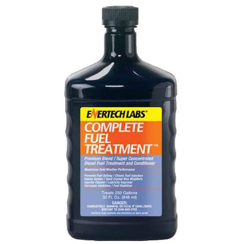 Complete Fuel Treatment - 32 oz