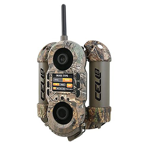 Crush Cell 8 Lightsout Digital Trail Camera,...