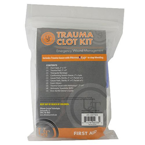 Trauma Clot Kit