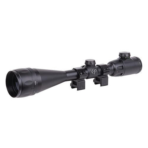 TAG 6-20x50mm Scope, Matte Black