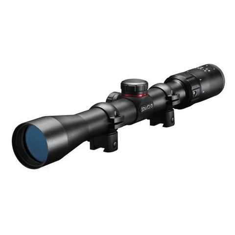 .22 Mag Series Riflescope - 3-9x32 Matte w- Rings