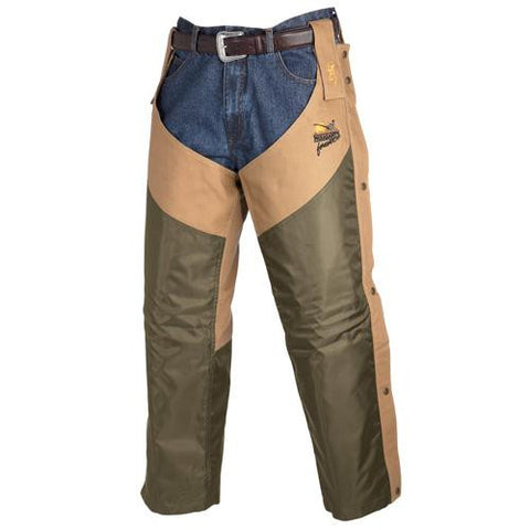 Pheasants Forever Chaps - Upland Field Tan, Regular