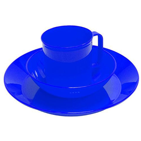 Acadia Tableware Set Blue