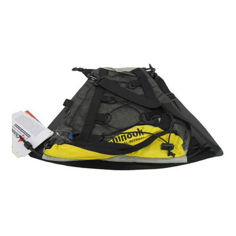 Aquawave 20 Kayak Deck Bag Yellow