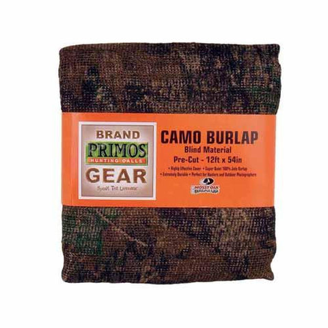 Camo Burlap MONBU  12ft x 54in