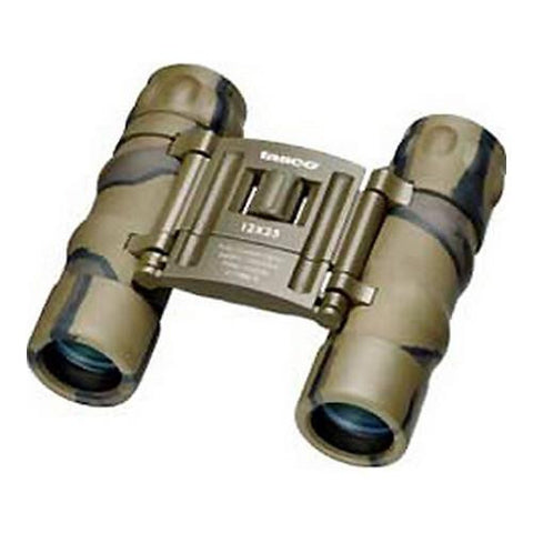 Essentials Binoculars - 12x25mm, Brown-Camo