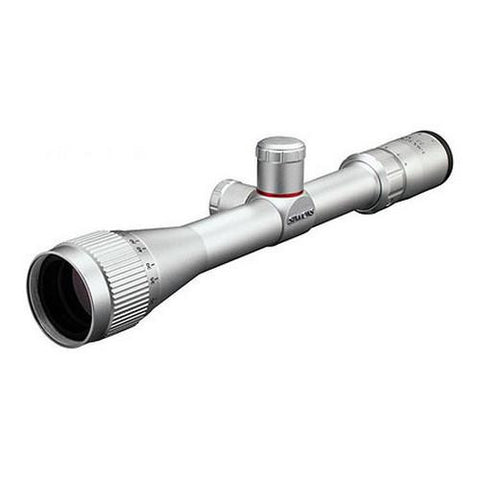 .22 Mag Series Riflescope - 3-9x32 Silver, TruPlex, Adjustable Objective