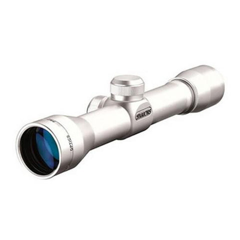 ProHunter Series Scope - 4x32, Silver, TruPlex, Handgun