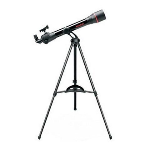 60x700mm SpaceStation Black Refractor AZ RD