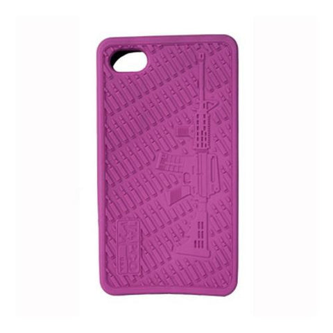 iPhone 4-4s AR-15 Case - Pink