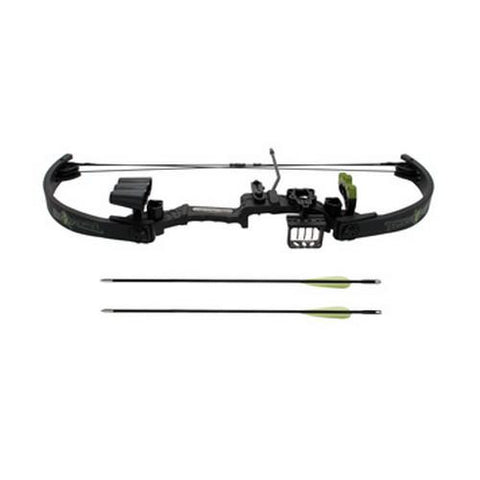 Tomcat Youth Bow - Green-Black