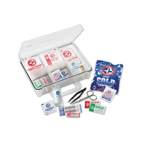 Construction-Industrial First Aid Kit,118