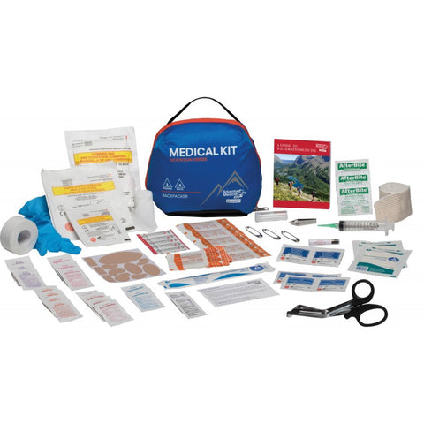 AMK Backpacker Mountain Series Medical Kit