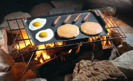 Non-stick Oblong Griddle