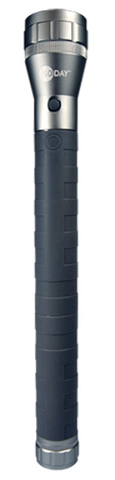 60 Day Flashlight, Titanium