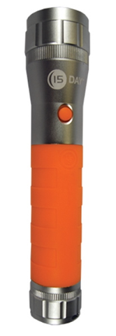 15 Day Flashlight , Orange