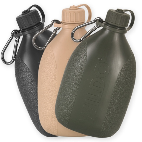 Wildo-Hiker Bottle Olive