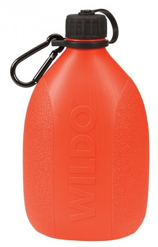 Wildo - Hiker Bottle Orange