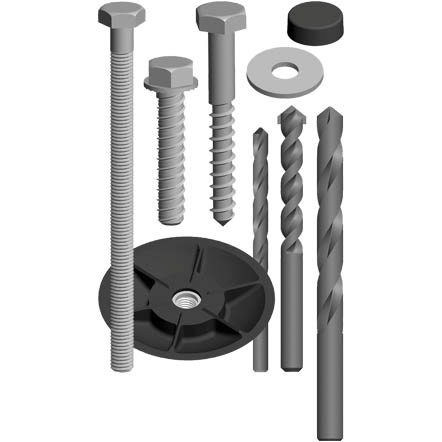 Vault Anchor Kit