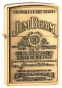 Jim Beam Label Emblem 254BJB.929