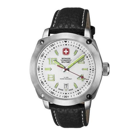 Outback White Dial Mens Watch