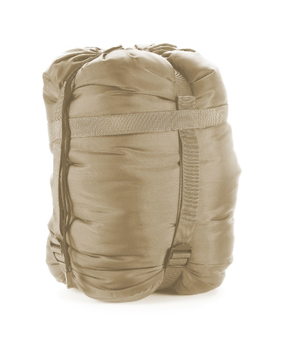 Compression Stuff Sacks Desert Tan Small